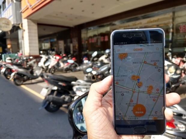 體驗心得:台南 oBike 無樁共享自行車試騎,自由停車無拘束 IMAG0869