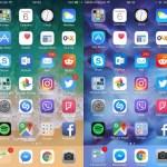 iOS 10 與 iOS 11系統界面設計到底有什麼不同?