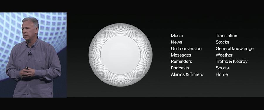 Apple如願推出智慧揚聲器 HomePod,支援 Music、Siri 與 HomeKit WWDC2017-313
