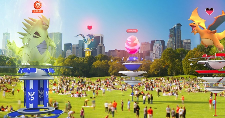 團戰系統即將開放!Pokemon Go 關閉全球道館迎接新系統 raids