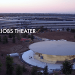蘋果全新總部空拍流出,首度拍到「賈伯斯劇院」內部