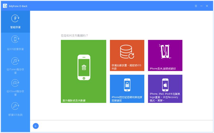 iOS 檔案救援軟體 iMyFone D-Back,輕鬆找回遺失誤刪的照片/簡訊/WhatsApp/Line/Wechat訊息 033
