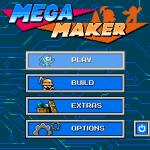 洛克人關卡設計工具 Mega Maker,DIY 設計獨一無二的遊戲世界並可與玩家共享