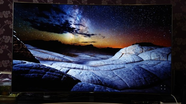 幾可亂真的超真實色彩!Samsung Q8C 65 吋 QLED 量子點電視開箱、評測 7073383