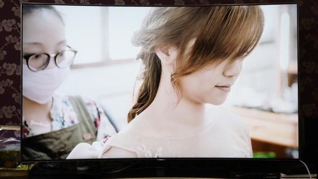 幾可亂真的超真實色彩!Samsung Q8C 65 吋 QLED 量子點電視開箱、評測 7073399
