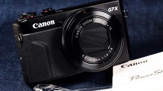 輕薄隨身高階數位相機 Canon PowerShot G7X Mark II 評測,參加神腦線上年中慶再送更多好禮! 7170006-1