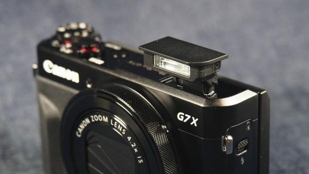 輕薄隨身高階數位相機 Canon PowerShot G7X Mark II 評測,參加神腦線上年中慶再送更多好禮! 7170042-1