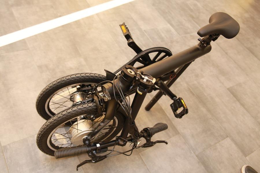 越騎越賺錢的自行車!米騎生活體驗門市+騎記電助力摺疊自行車國際版試乘分享 IMG_6700