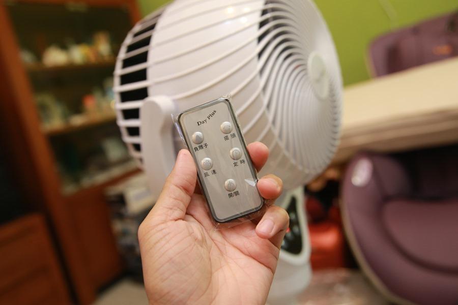 「Day Plus 空氣濾淨創風機」電扇+空氣清淨機合體 製造乾淨空氣、節省居家空間 IMG_6931