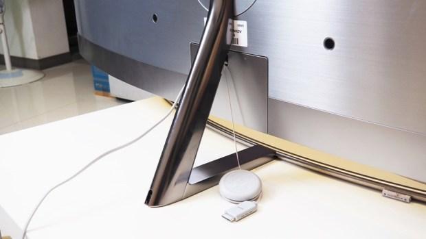 幾可亂真的超真實色彩!Samsung Q8C 65 吋 QLED 量子點電視開箱、評測 P7063340