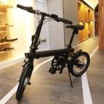 越騎越賺錢的自行車!米騎生活體驗門市+騎記電助力摺疊自行車國際版試乘分享