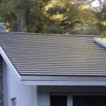 首個安裝 Tesla 太陽能屋頂的案例完成施工