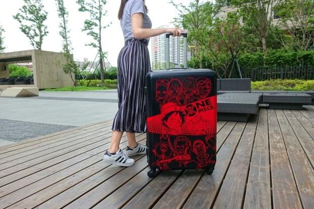 遠傳網路門市辦 4.5G 吃到飽就送28吋限量航海王行李箱,購物不限金額再送航海王收納盒 DSC07034-1