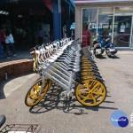 美國共享單車 V-bikes 進駐宜蘭,結合有樁及無樁式共享單車優點