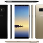 三星官網 Galaxy Note8 意外曝光,原來傳說都是真的!
