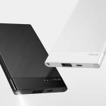 華碩推出精緻超薄行動電源 ZenPower Slim,厚度僅 0.8 公分不到 100 克