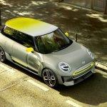 這輛Mini很不一樣 Mini Electric Concept 電動車曝光
