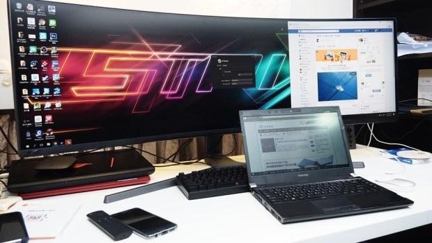 爽度最高!不只是電競螢幕,三星 32:9 超級寬螢幕 CHG90 評測 8210748