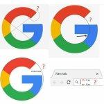 Google 的 Logo 設計為什麼不好好對齊?