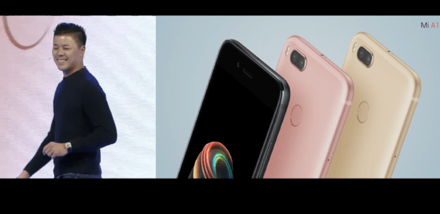 小米全新雙鏡頭手機 Mi A1 強勢登場!!首支搭載 Android one 系統,不到七千元 Screenshot_20170905-151018