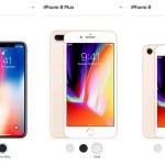 iPhone 8 最便宜4G吃到飽方案總整理(含9/22開賣時間與門市)