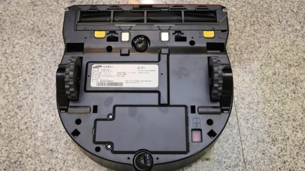 Samsung POWERbot 極勁氣旋機器人(Wi-Fi)評測,吸力強、還會自動規劃清掃路線 image009