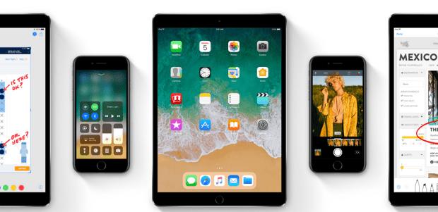 Apple 釋出 iOS 11 developer beta 10 與 Public beta 9 ios-11