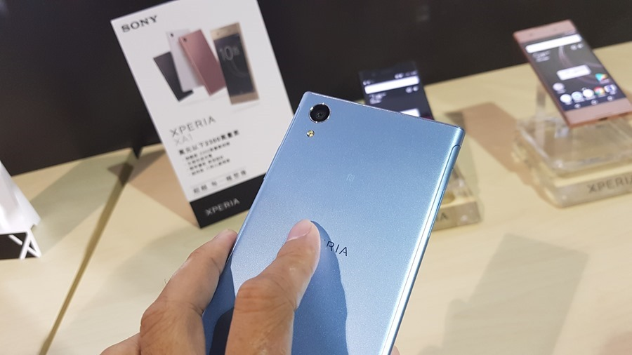 專屬年輕人的中階手機,大螢幕、大電量 Sony Xperia XA1 Plus 在台上市 20171002_142844
