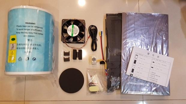 [關箱文] 千元買到的 DIY 空氣清淨機值得嗎?實際玩玩就知道! 20171013_223420