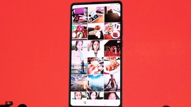 全面屏手機始祖「小米 MIX 2」正式在台灣上市,大螢幕佔比 14,999 輕鬆入手 A191697