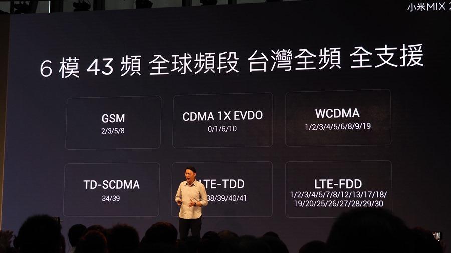 全面屏手機始祖「小米 MIX 2」正式在台灣上市,大螢幕佔比 14,999 輕鬆入手 A191732
