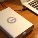 G-Technology G-Drive USB-C 外接硬碟評測,擴充容量同時還能幫筆電充電,支援 Time Machine備份