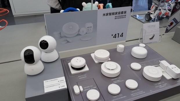 全球最大!深圳小米之家旗艦店深度體驗行 20171126_152158