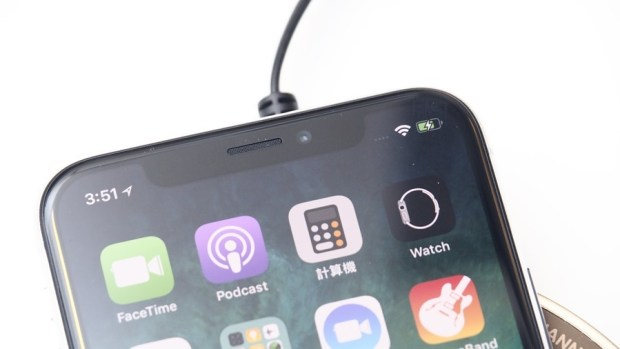 iPhone X 詳細評測,性能火爆、自拍鏡頭意外超實用! (含實拍照片) B122043