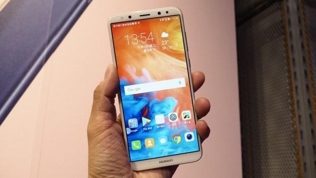 華為首款全面螢幕手機 HUAWEI nova 2i 網美姬來囉! 不只拍照,連攝影都能美肌讓妳無時無刻都好看 B142213