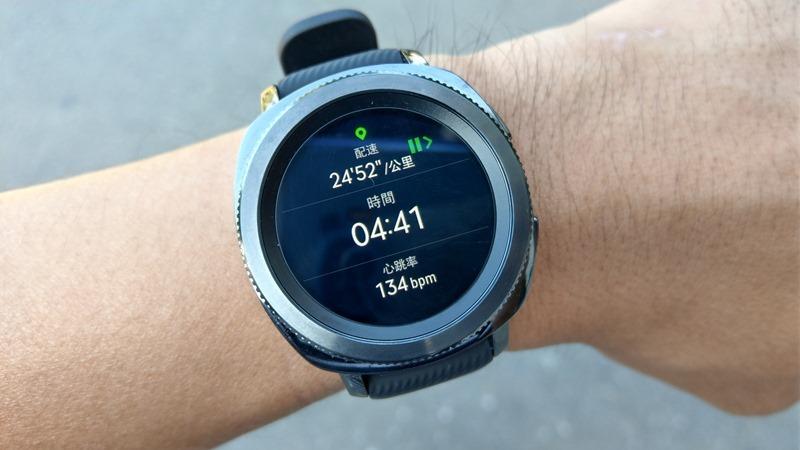 Samsung Gear Sport 開箱評測,兼具運動貼身教練與智慧手錶的時尚組合 IMAG0749