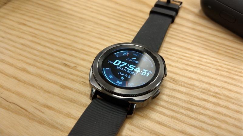 Samsung Gear Sport 開箱評測,兼具運動貼身教練與智慧手錶的時尚組合 IMAG0883