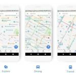 Google Maps 將重新設計位置探索功能,即時提供最需要的資訊於地圖中