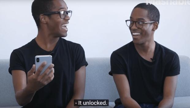 Face ID 第一天就破功!雙胞胎成功騙過 Face ID 識別成功解鎖手機 image-2