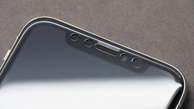 iPhone X 金屬邊框居然超脆弱!推薦你到這邊來體驗超完整包膜 B132167