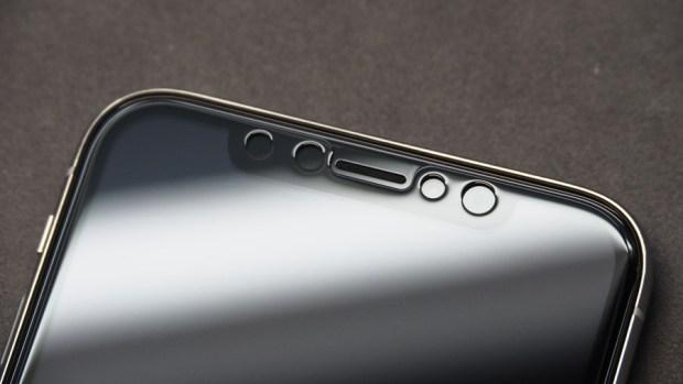 iPhone X 金屬邊框居然超脆弱!推薦你到這邊來體驗超完整包膜 B132188