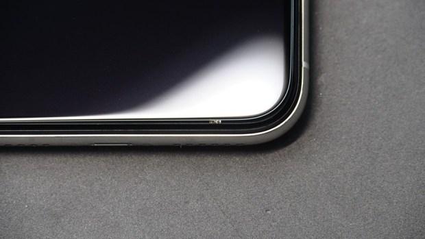 iPhone X 金屬邊框居然超脆弱!推薦你到這邊來體驗超完整包膜 B132191