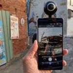 ASUS 360° 全景攝影機實測心得,好玩、有趣、好攜帶的平價選擇