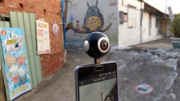 ASUS 360° 全景攝影機實測心得,好玩、有趣、好攜帶的平價選擇 IMAG0565