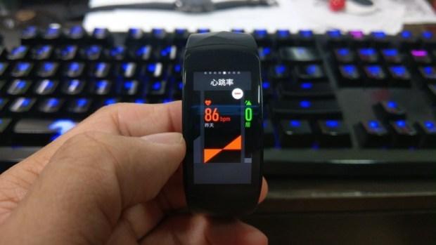 Gear Fit 2 Pro 運動手錶開箱評測,支援5ATM水下50公尺防水,全天候追蹤運動狀態 image020