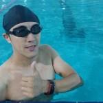 Gear Fit 2 Pro 運動手錶開箱評測,支援5ATM水下50公尺防水,全天候追蹤運動狀態