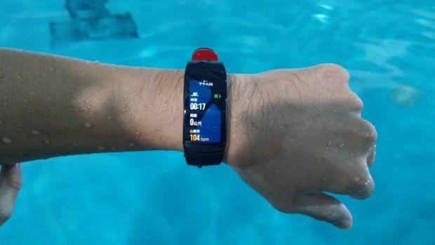 Gear Fit 2 Pro 運動手錶開箱評測,支援5ATM水下50公尺防水,全天候追蹤運動狀態 image046