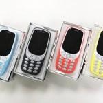 經典手機 NOKIA 3310 明年計畫推出 4G LTE 版本