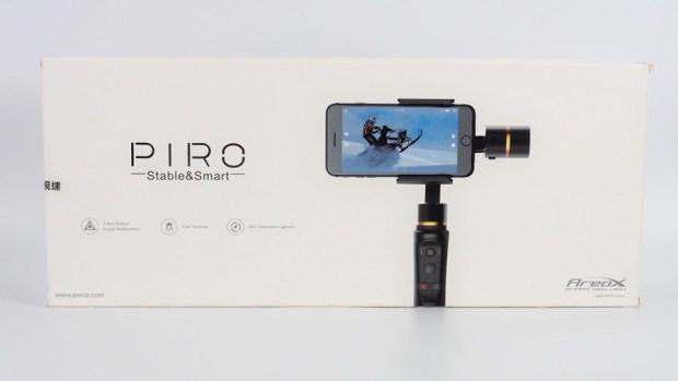 市面上功能最完整的直播神器:樂視達 PIRO 三軸穩定器 1082924