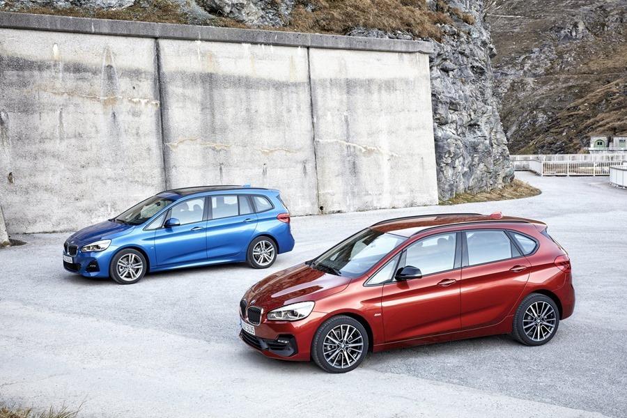 BMW 2AT與 2GT 小改款發表,有新 7 速變速箱供選擇 2ATGT-2